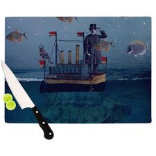 The Voyage Cutting Board