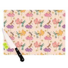 Magic Garden Cutting Board