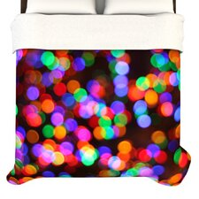 <strong>KESS InHouse</strong> Lights II Duvet Cover