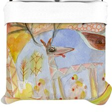 Promise of Magic Duvet Cover