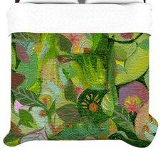 """""""Jungle"""" Woven Comforter Duvet Cover"""