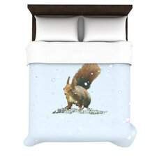 Squirrel Duvet Cover