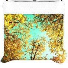 """""""Vantage Point"""" Woven Comforter Duvet Cover"""