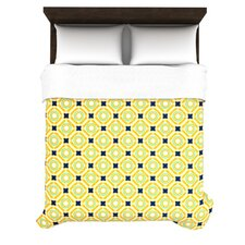 Tossing Pennies II Duvet Collection