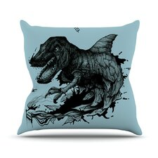 The Blanket II Throw Pillow