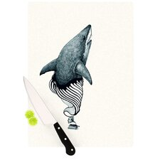 Shark Record Cutting Board