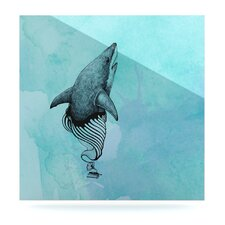 <strong>KESS InHouse</strong> Shark Record III Floating Art Panel