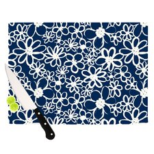 Daisy Lane Cutting Board