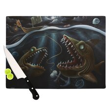 Sink or Swim Cutting Board