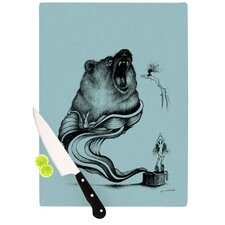 Hot Tub Hunter II Cutting Board