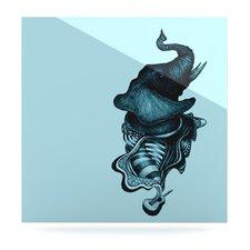 Elephant Guitar II by Graham Curran Graphic Art Plaque