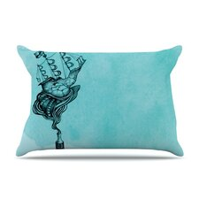 All Aboard Microfiber Fleece Pillow Case