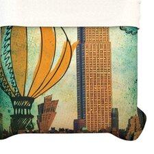 """""""New York"""" Woven Comforter Duvet Cover"""