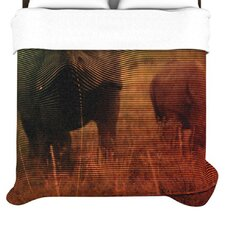 Abstract Rhino Duvet Collection