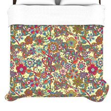 <strong>KESS InHouse</strong> My Butterflies and Flowers Duvet Collection