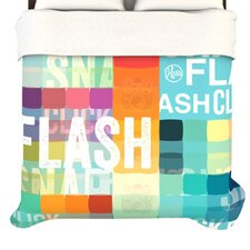 <strong>KESS InHouse</strong> Flash Duvet Collection