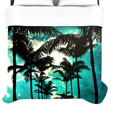 Palm Trees and Stars Duvet Collection