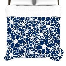 """""""Daisy Lane"""" Woven Comforter Duvet Cover"""
