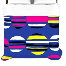 <strong>KESS InHouse</strong> Retro Circles Duvet Collection