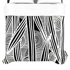 """Graphique "" Woven Comforter Duvet Cover"