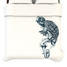 <strong>KESS InHouse</strong> Turtle Tuba Duvet Collection