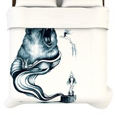 Hot Tub Hunter Duvet Collection