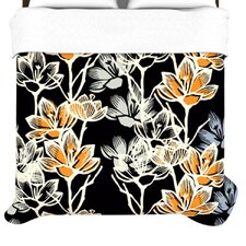 """Crocus"" Woven Comforter Duvet Cover"