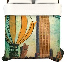<strong>KESS InHouse</strong> New York Duvet Collection