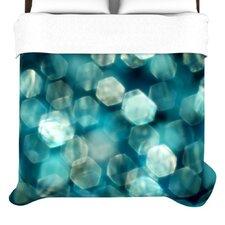 """Shades of Blue"" Woven Comforter Duvet Cover"