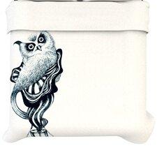 """""""Owl"""" Woven Comforter Duvet Cover"""