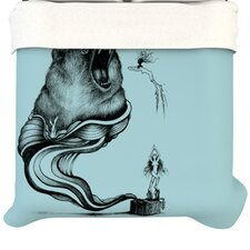 Hot Tub Hunter II Duvet