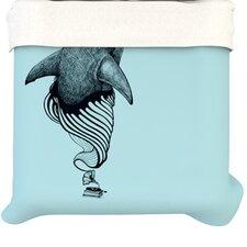 """""""Shark Record II"""" Woven Comforter Duvet Cover"""