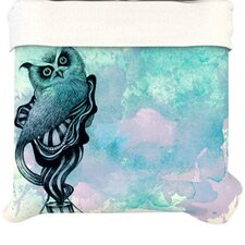 """""""Owl II"""" Woven Comforter Duvet Cover"""