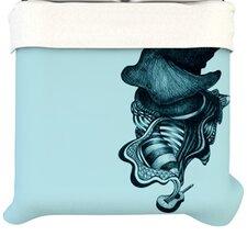 """""""Elephant Guitar II"""" Woven Comforter Duvet Cover"""