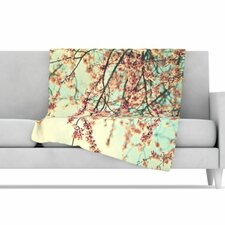 Take a Rest Fleece Throw Blanket