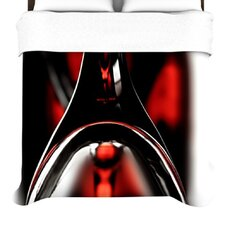 Red for Two Duvet Collection