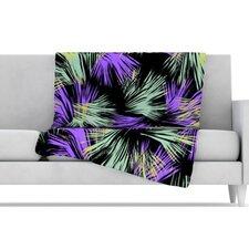 Tropical Fun Microfiber Fleece Throw Blanket
