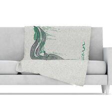 <strong>KESS InHouse</strong> Capricorn Microfiber Fleece Throw Blanket