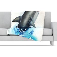 Lucid Microfiber Fleece Throw Blanket