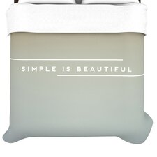 <strong>KESS InHouse</strong> Simple Beautiful Duvet
