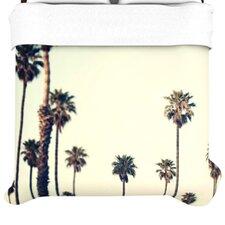 """""""California"""" Woven Comforter Duvet Cover"""