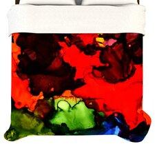 """""""Beach Bum"""" Woven Comforter Duvet Cover"""