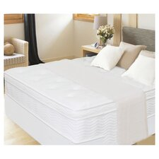 "<strong>Sleep Revolution</strong> 13"" Euro Box Top iCoil Spring Mattress"