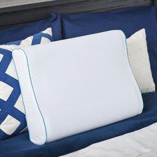 OrthoTherapy MyGel Memory Foam Contour Pillow