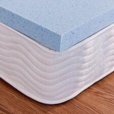 "OrthoTherapy 2"" MyGel® Gel Memory Foam Topper"