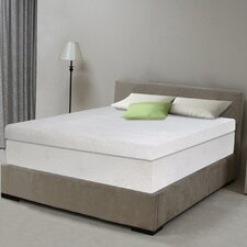"13"" Green Tea Memory Foam Mattress"