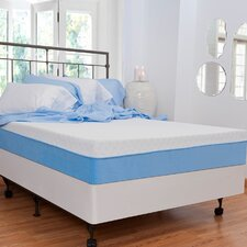 "<strong>Sleep Revolution</strong> 10"" Memory Foam Mattress"