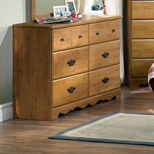 Huntington 8 Drawer Double Dresser
