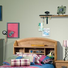 <strong>South Shore</strong> Roslindale Mates Twin Bookcase Headboard