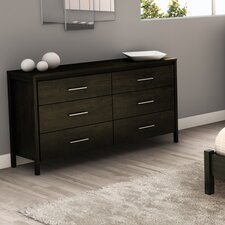 <strong>South Shore</strong> Gravity 6 Drawer Double Dresser